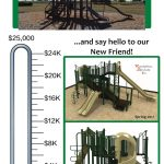 Fundraising Efforts go toward much needed replacement of our Play Structure!